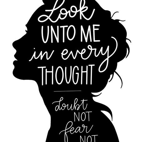 Doubt Not, Fear Not