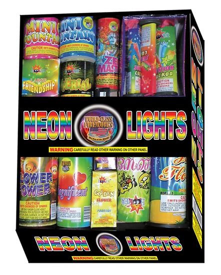 Neon Lights Pack