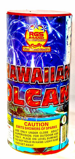 Hawaiian Volcano