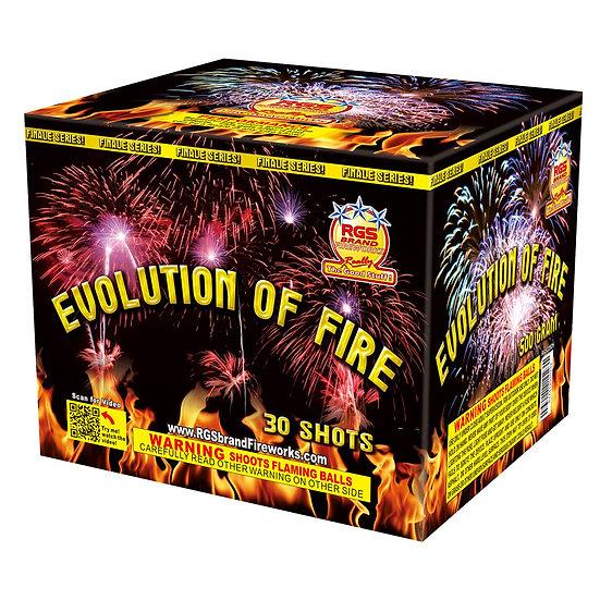 Evolution of Fire