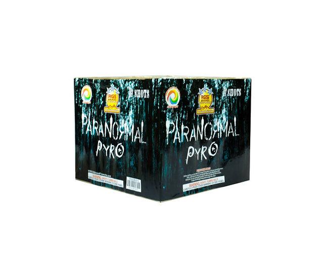 Paranormal Pyro