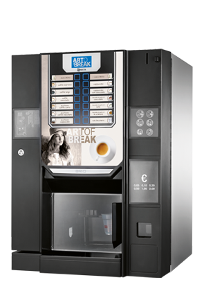 BrioUp_Necta_coffee_machine