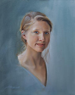 Jane Robbins 16x20 Oil
