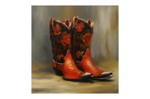 """""""Dancing Boots"""""""