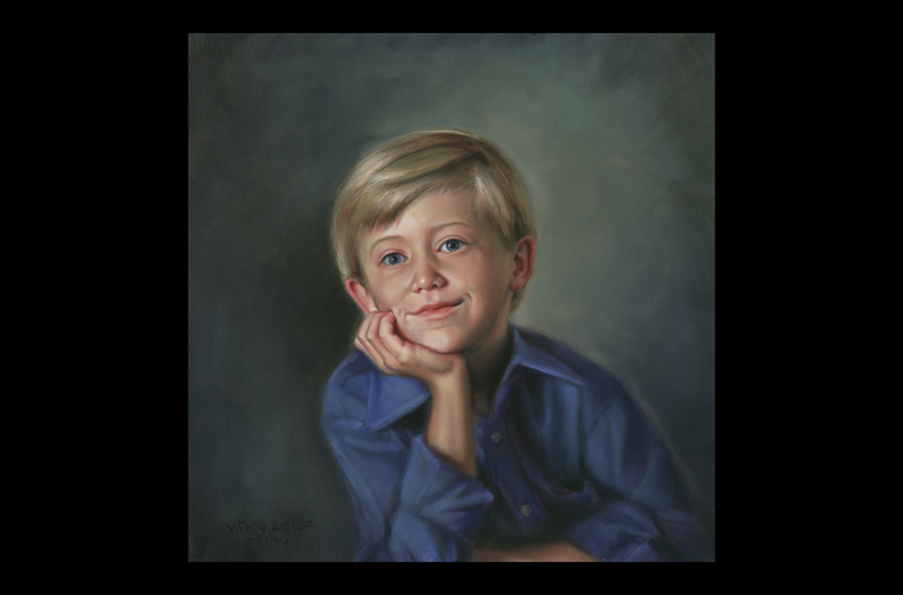Barry 24X24 Oil