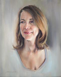 Kathy 16x20 Oil