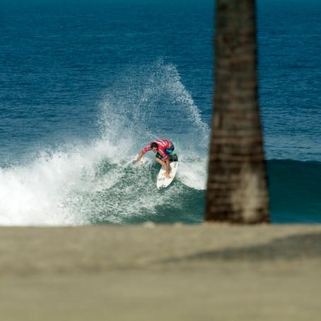 Fotos no mundial de surf