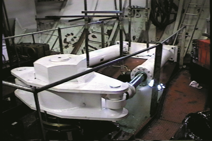Electro Hydraulic Steering