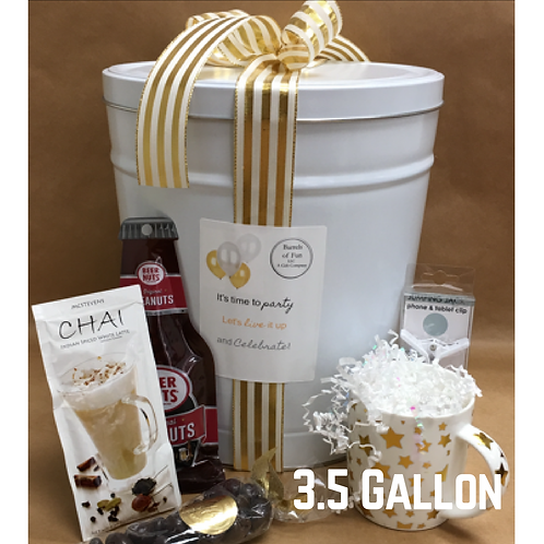 Celebration Barrel; click to view sizing options and details
