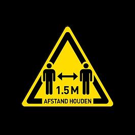 waarschuwingspictogram-houd-15-meter-afs