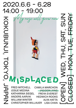 exhibition posters for oped space-10