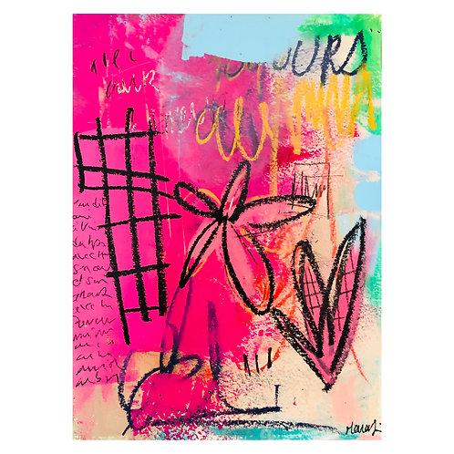 """Passion Folle""(1) 11x15"