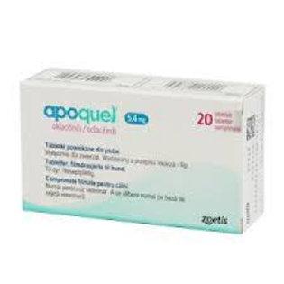 Apoquel 5.4 mg 20 tabletas