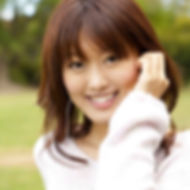 Image of young Asian woman symbolizing feeling good after EMDR