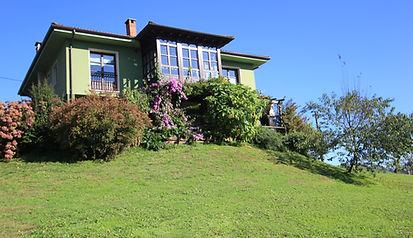 imagen de la casa