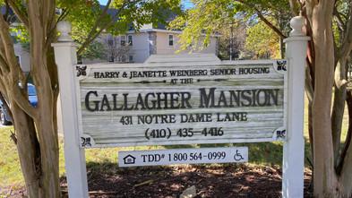 Gallagher Mansion Baltimore MD
