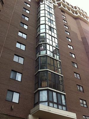 Balcony Enclosures services Columbia