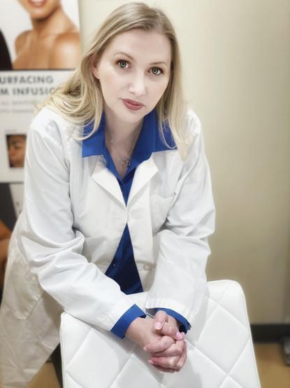 Dr. Inna Yaskin - Medical Director AllYou Medical Spa