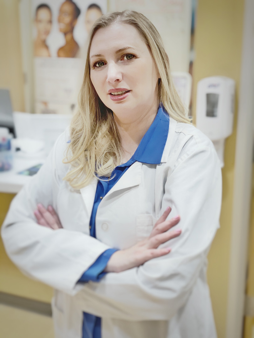 Dr Inna Yaskin, AllYou Spa Medical Director