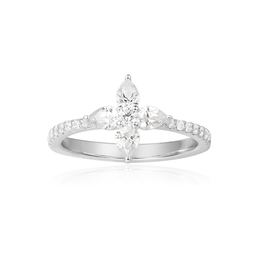 Marquise Shape Ring
