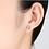 Thumbnail: Dazzling Snowflake Earrings