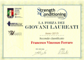 """Winner of """"The strength of young graduates"""" contest"""