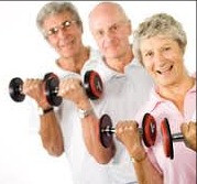 Older adults, are they physically active? A questionnaire in the Bournemouth area