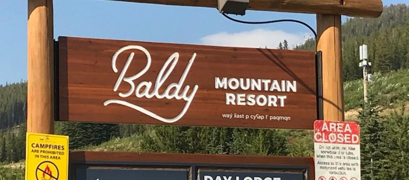Mt Baldy Ski Area