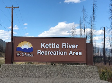 Kettle River Rec area