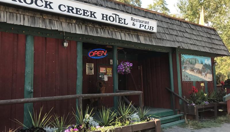 Rock Creek Hotel & Pub