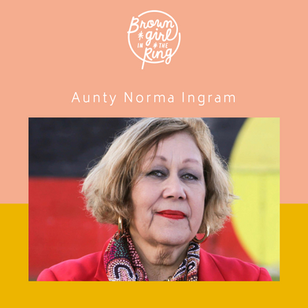 Aunty Norma Ingram