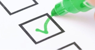 Critical Cleaning Checklist