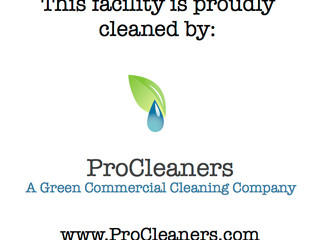 The ProCleaners Customer Service Philosophy.