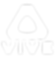 Logotipo HTC Vive de gafas de realidad virtual
