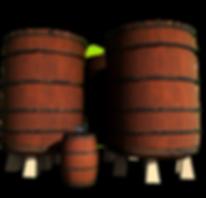 Realidad virtual museo del vino tanques de fermentacion
