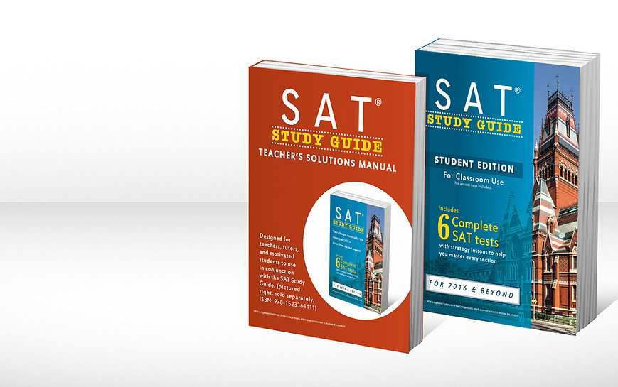 SAT Study Guide by Keystone Educational Publishers, Inc.