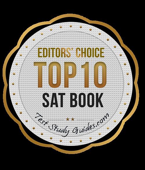 Top 10 SAT Books