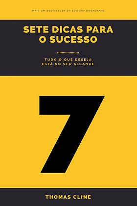 Sete dicas para o sucesso