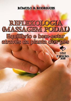 Curso de reflexologia (Massagem podal)