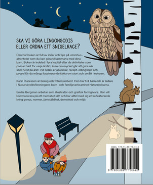 Illustratör & Formgivare: Emilie Bergman