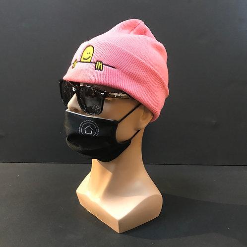 Thrasher Gonzales Beanie Pink