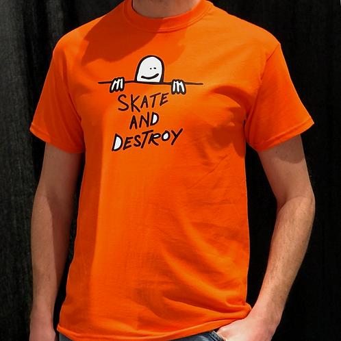 Thrasher Gonz Skate & Destroy Orange