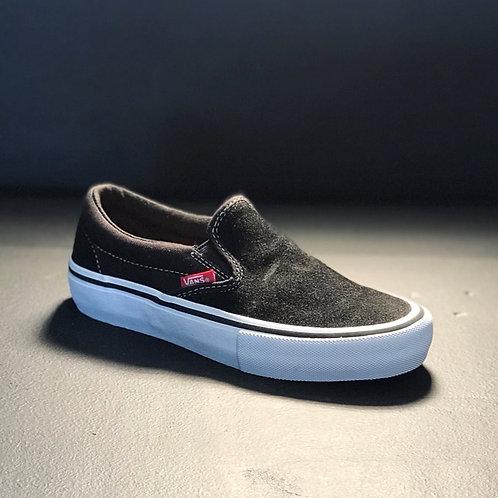 Vans Slip-On Pro Black/White