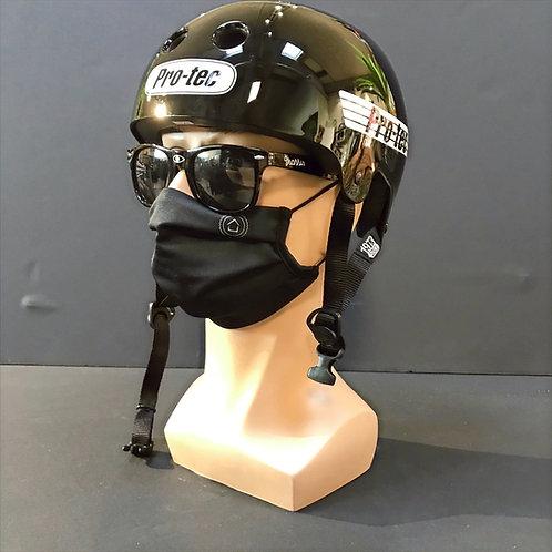 Protec Classic Certified Helmet gloss black