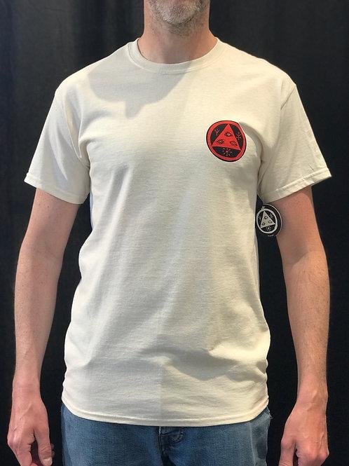 Welcome Hooter Shooter Bone T-Shirt