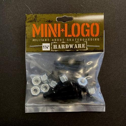 Mini Logo bolts