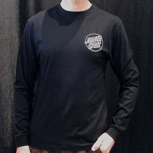 Santa Cruz O'Brien Reaper Long Sleeve Black
