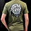 Thumbnail: Santa Cruz O'Brien Skull Tee Army Green