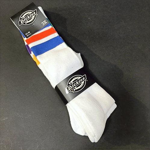 Dickies 3 Pack Multi Socks