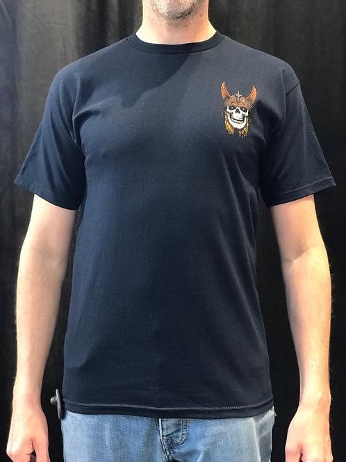 Powell Peralta Anderson Dark Navy T-Shirt
